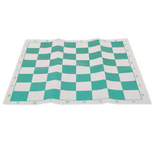 Portable Roll-up Chess Board Mat Style Chessboard Games PVC Mat Table Game S