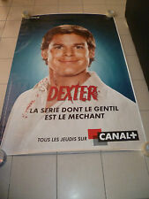 DEXTER 4x6 ft Bus Shelter D/S Movie Poster Original 2006