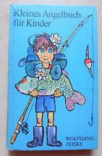 Wolfgang Zeiske, Kleines Angelbuch für Kinder, Kinderbuchverlag 1975
