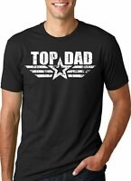 Fathers Day Gifts Gift For Dad Cool Father's Day Gift Idea Top Dad Shirt
