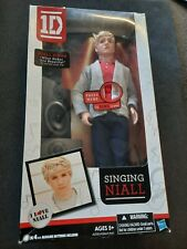 One Direction Singing Nial Barbie Doll by Mattel 1D Boy Band Pop Music Unopened