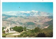 BOMBA  -  La Maiella vista dal Santuario S. Mauro