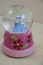 Disney Princess Cinderella Musical Christmas Holiday Snow Globe