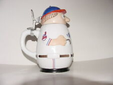Cleveland Indians Baseball Stein New Limited Edition