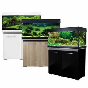 Aquarium Fish Tank & Cabinet LED Lighting Aqua One AquaVogue 100cm 170L 3 Colour