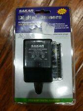 Sakar CH-900 Universal AC-DC Power Adapter Fits Most Cameras