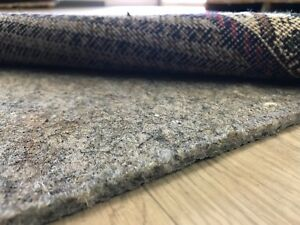 Eco-Friendly Non-Slip Extra Cushioned Rug Pads for Area Rugs & Runners All Sizes