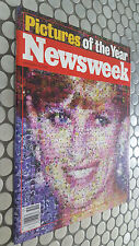 *PRE-SELECT*PRINCESS DIANA NEWSWEEK MAGAZINE DEC 1997 RARE COVER  MINT!!!