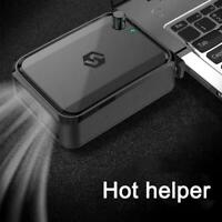 Laptop Cooler Low Noise External Extracting Portable Adjustable Cooling Fan R2T2