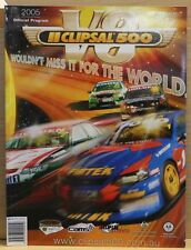 V8 Supercars Clipsal 500 Official Race Program 2005 Excellent Condition