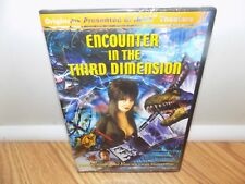 IMAX - Encounter in the Third Dimension (DVD, 2001) BRAND NEW, SEALED