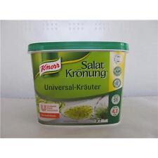 KNORR Salatkrönung Universal Kräuter Salat Dressing 500 g
