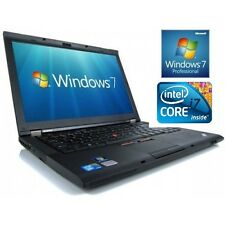 T430 Lenovo Thinkpad Grade A  i7  512GB SSD WWAN 4G LTE Win 7/10 Pro Office