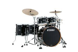 TAMA Starclassic Performer MBS52RZS-PBK Drum Kit 5 teilig Piano Black