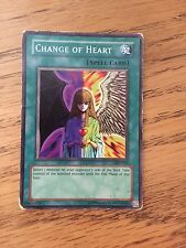 Yugioh Change Of Heart SDY-032 - Played Card