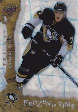 08-09 Trilogy Evgeni Malkin Frozen In Time Penguins 2008