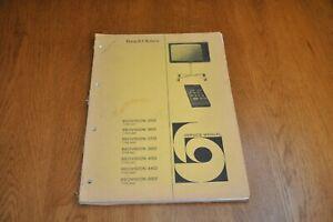 Beovision 3502 3602 3702 3802 4002 4402 6002 Colour Television Service Manual