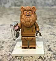 Genuine LEGO Minifigure - Cowardly Lion - Complete - The LEGO Movie 2 - tlm164