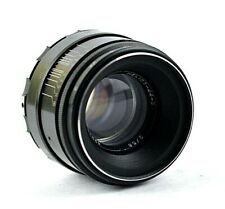 Helios 44-2 58mm f2 EXC Russian Bokeh portrait Lens DSLR M42 Mount Old