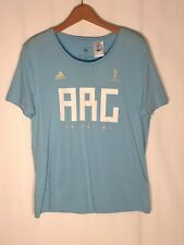 2c9f818c40b adidas World Cup Soccer Argentina Women s Tee X-small Blue