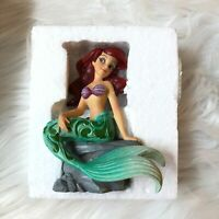 Little Mermaid Ariel Disney Showcase Collection Splash of Fun Jim Shore Enesco