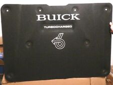 1986 Buick Turbocharged Grand National Hood Liner Insulator