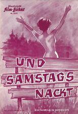 IFB 7073 | UND SAMSTAGS NACKT | Nudistenfilm | Anita Love | Topzustand