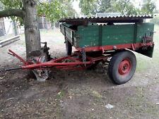 Landwirtschaftlicher Anhänger, Gummiwagen, Ackerwagen, KEIN Kipper
