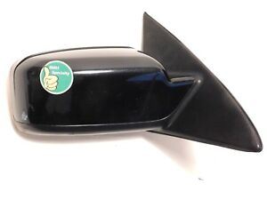 2010-2012 Mercury Milan BLIND SPOT ALERT Mirror PASSENGER RIGHT Exterior Black