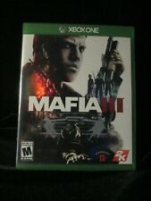Xbox One MAFIA III complete with original map