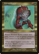 4x Horned Kavu MtG Planeshift [PLS] Unplayed, Near Mint