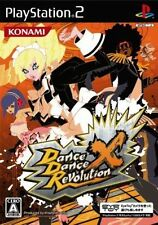Used PS2  Dance Dance Revolution X KONAMI DDR SONY PLAYSTATION 2 JAPAN IMPORT