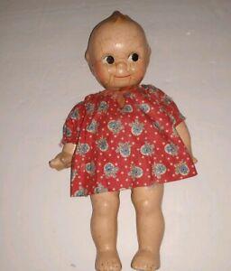 """Antique 12"""" Kewpie Doll Composition"""