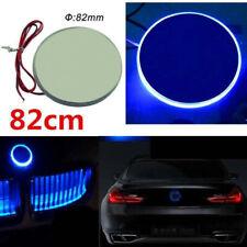 1 set 82mm Emblem LED Blue Logo Background Light For BMW 3 4 5 6 7 X M Z Series