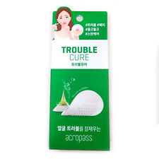 Acropass Trouble Cure Pimple 12 Patch Microneedles to Instant Treat Cystic Acne