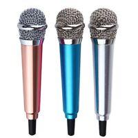 Mini Microfono con Microfono Stereo Omnidirezionale per Registrazione Vocal K9V3