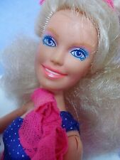 Jem and the Holograms 80s Rock N Curl Doll w Outfit & Mic #4 *China*
