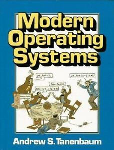 Modern Operating Systems by Andrew S. Tanenbaum (1992, Hardcover)