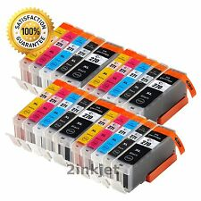20 Pack PGI-270XL CLI-271XL Ink Cartridges for Canon PIXMA TS5020 TS6020 TS8020
