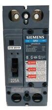 Siemens QR22B225, 225 AMP, 2 POLE, 240 VOLT QR2 Circuit Breaker