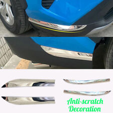 Front Rear Bumper Protector Fit Toyota RAV4 2019/20 Corner Guard Scratch Sticker