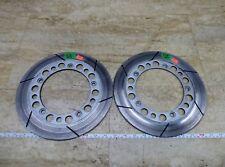 1982 Honda V45 Magna VF700 H1497. front brake rotors discs left right