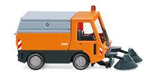 Wiking 065704 Hako Citymaster 1750 Kehrmaschine  H0 1:87 suberb detail