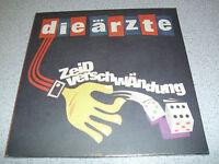 """Die Ärzte - ZeiDverschwÄndung - 7"""" Single Doppel Vinyl//Neu&OVP"""