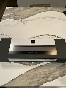 Bose Sound-bar Series II - BRAND NEW Factory Sealed!