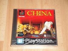 CHINA DE CRYO INTERACTIVE PARA LA SONY PLAY STATION 1 PS1 NUEVO PRECINTADO