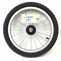"JOGGER STROLLER Bicycle Trailer Rear Alloy Wheel, Innova Tire 16"" x 1.75""  #j37"