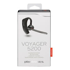 Plantronics Voyager 5200 Mobile Bluetooth Headset For iPhone XS Samsung LG Sony