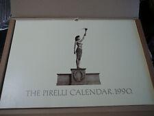 PIRELLI CALENDAR 1990 - boxed #6482