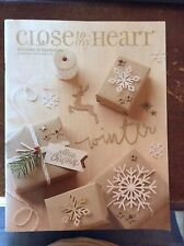 Close To My Holiday Expressions Idea Book September 2016 - December 2016